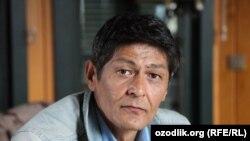 Малик Мансур (Абдумалик Бабаев), журналист Узбекской редакции «Голоса Америки».