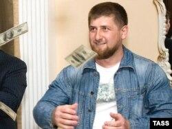 Рамзан Кадыров, 2006 год, архивное фото
