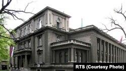 Ndërtesa e presidencës së Serbisë