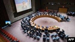 Këshilli i Sigurimit i OKB-së, foto nga arkivi