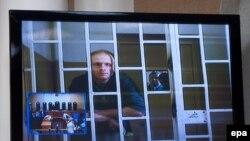 Photographer Denis Sinyakov was denied bail by a Murmansk court on October 8.