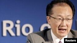 Новый президент Всемирного банка Джим Ен Ким