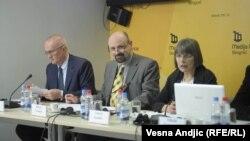 Konferencija za novinare Fonda za humanitarno pravo, Beograd, 27. april 2012.