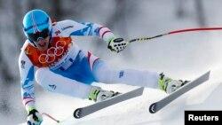 Pamje nga garat e skiatorëve në Olimpiadë
