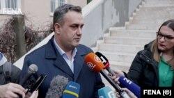 Asim Sarajlić, Sarajevo,