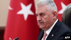 Kryeministri turk Binali Yildirim