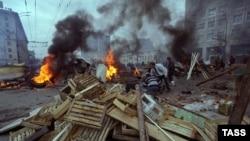 Кризис-93: Москва 20 жыл мурда