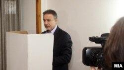 Бранко Црвенковски, лидер на СДСМ.