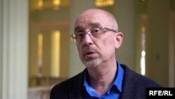 Резніков: щодо Криму буде окрема платформа, тому що наявний нині «Мінськ» від самого початку створювався для вирішення питання Донбасу