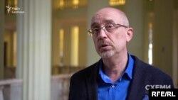 Алексей Резников, замглавы Киевской городской госадминистрации