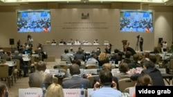 ԵԱՀԿ ԽՎ նստաշրջանը Բաքվում, 30-ը հունիսի, 2014թ․