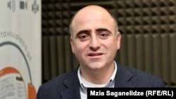 Исполнительный директор НПО «Атлантический совет Грузии» Георгий Мучаидзе