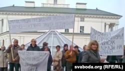 Энелердин митинги, 3-октябрь, 2011