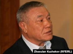 Парламент мәжілісінің депутаты Ирак Елекеев. Астана, 13 қазан 2010 жыл.
