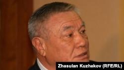 Ирак Елекеев, депутат парламента Казахстана. Астана, 13 октября 2010 года.