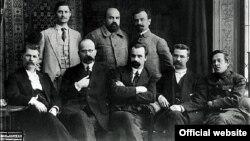 Члени Генерального Секретаріату – першого уряду України, утвореного Центральною Радою 28 червня 1917 року