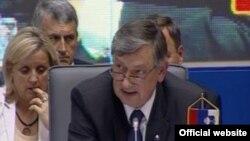 Претседателот на Словенија Данило Тирк
