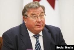 Mordovia Governor Vladimir Volkov (file photo)