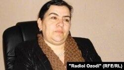 Саодат Сироҷова