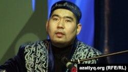 Айтыскер ақын Балғынбек Имашев. Алматы, 11 ақпан 2012 жыл.
