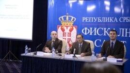 Članovi Fiskalnog saveta Srbije