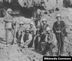 Экспедиция Роберта Коха в Египте. 1884.