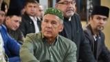 Президент Татарстана на Курбан-байрам в 2019 году