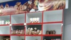 Aşgabat: Çörek, et we ýumurtga üpjünçiliginde bökdençlik dowam edýär