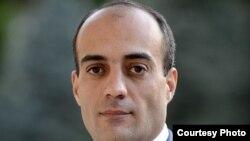 Пресс-секретарь президента Армении Арман Сагателян (архив)