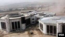 Parlamenti afgan, foto arkiv