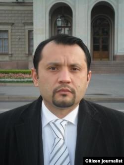 Махсуд Абдужабборов