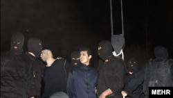 Iran is among the world's top executioners.