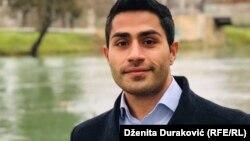 Imam velike planove i želim ostati u Bosni i Hercegovini: Muhsin Safi