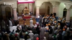 Sikhs Reopen Pakistani Place Of Worship