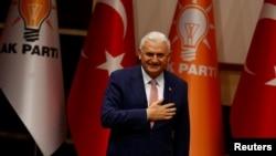 Бинали Ыйылдырым. Анкара, 19-май, 2016-жыл.