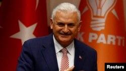 Түркияның жаңа премьер-министрі Бинали Йылдырым.