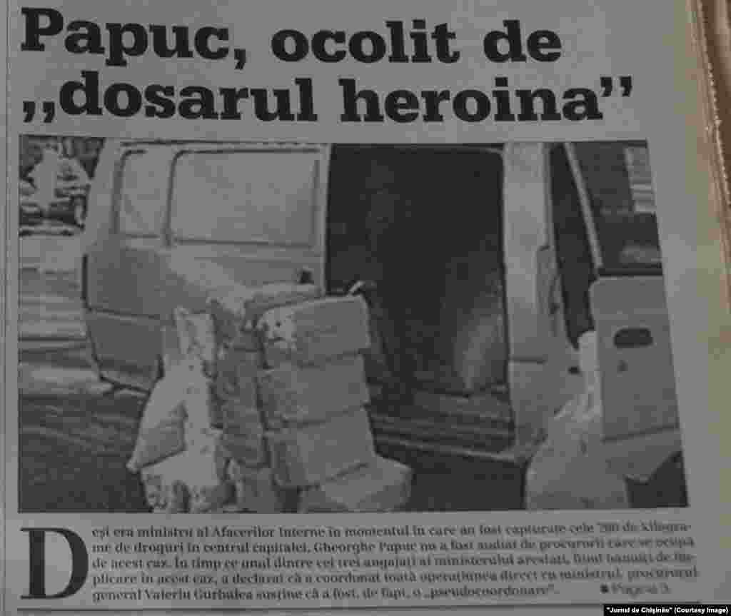 """""""Jurnal de Chişinău"""", 27 mai 2008"""