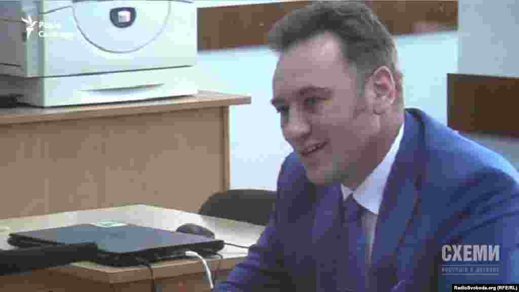 Суддя Олександр Гаврилюк (Гаврилюк Олександр Миколайович, Київський апеляційний господарський суд)
