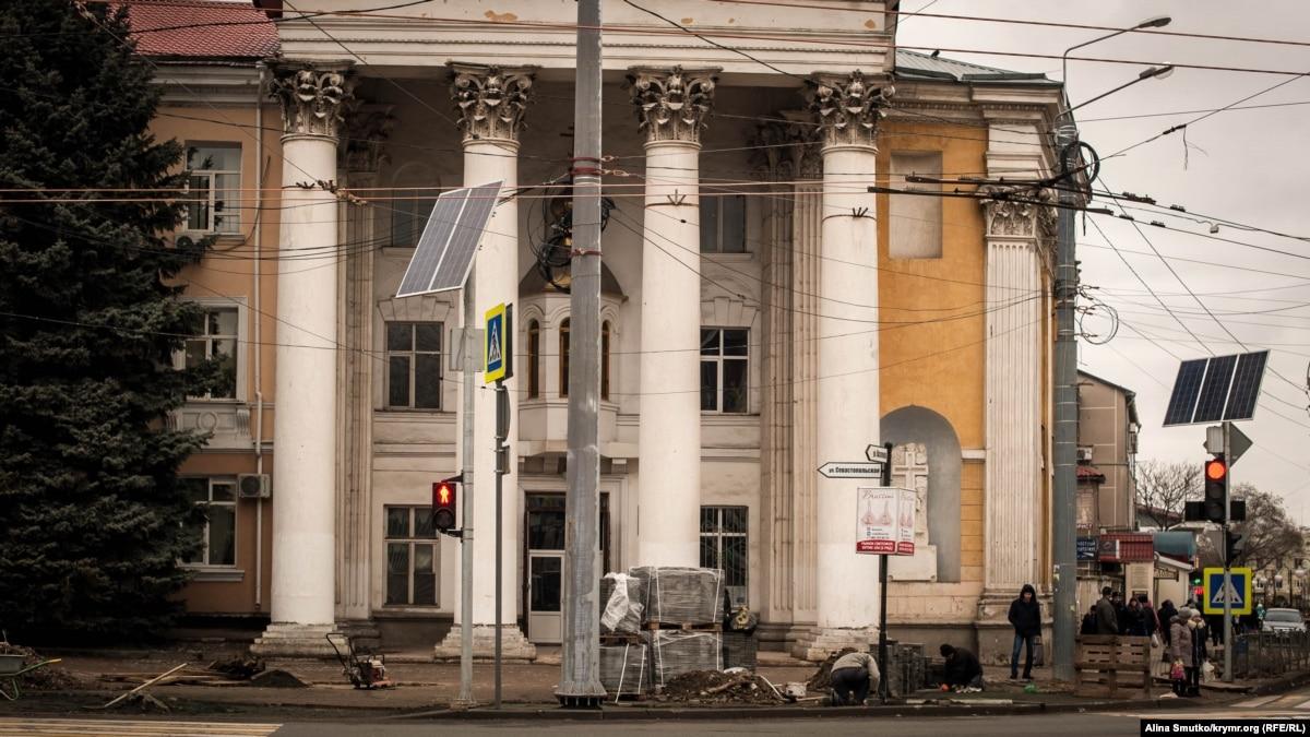 В Крыму обокрали кафедральный собор ПЦУ €? архиепископ Климент