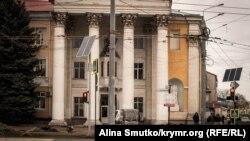 Кафедральный собор святых равноапостольных князя Владимира и Ольги, Симферополь