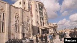 حلب- عکس آرشیوی است.