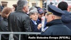 Protesti u BiH 8. marta 2014.