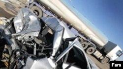 از ابتدای نوروز تا روز ۶ فروردين ماه بيش از ۵۴۷ نفر در صحنه تصادفات جاده ای در سراسر کشور کشته شده اند