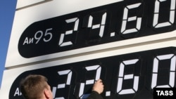Розничные цены на бензин в России определяются в основном независимыми поставщиками