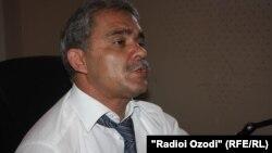 Каромат Шарифов(Акс аз бойгонӣ)
