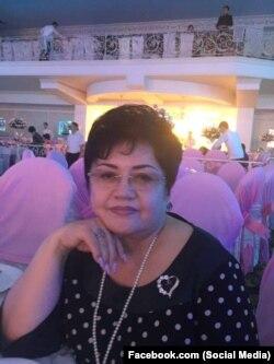 Максуда Оморова