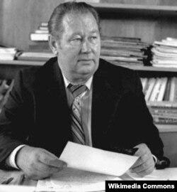 """Автор романа """"Вечный зов"""" Анатолий Иванов(1928-1999)"""