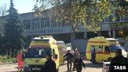 Взрывы и стрельба в Керчи: теракт или трагическая случайность