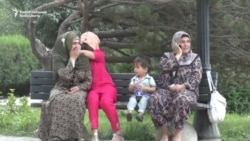 Tajik Law Appears To Target Hijab-Wearing Women
