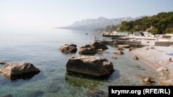 Крым, Парковое